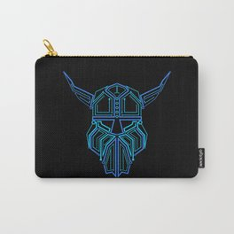 Circuit Board Viking  Carry-All Pouch