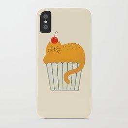 Cup-Cat iPhone Case