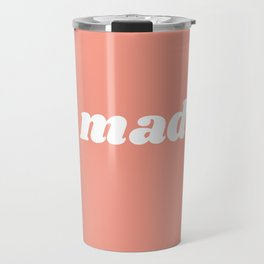 u mad? Travel Mug
