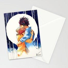 Shadow X Misaki - I'm right here Stationery Cards