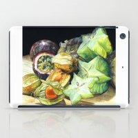 fruit iPad Cases featuring FRUIT by Anne Hviid Nicolaisen