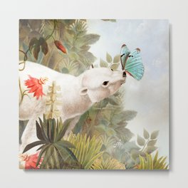 The Lost Paradise Metal Print
