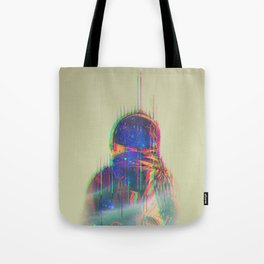 The Space Beyond - Astronaut Tote Bag