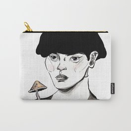 You Are What You Eat Carry-All Pouch