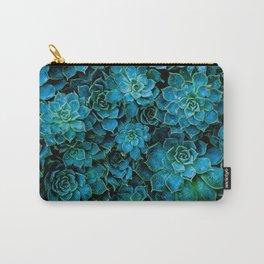 Succulent Plant Carry-All Pouch