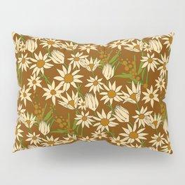 Flannel Flower Fields Pillow Sham