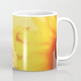 Delving in Yellow Coffee Mug