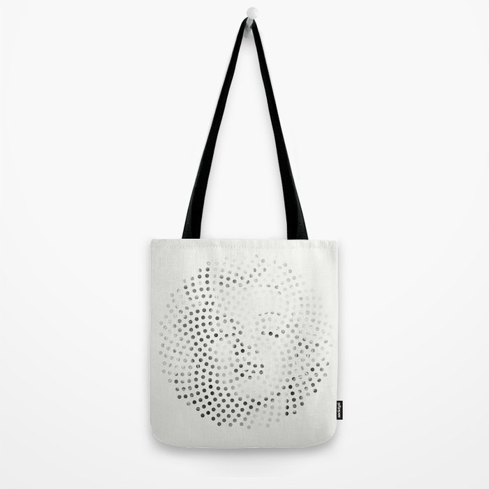 Optical Illusions - Iconical People 2 Tote Bag
