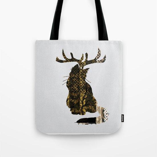 FabCreature · CaTee Tote Bag