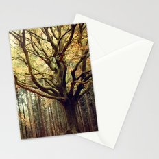 Hêtre de Ponthus 02 - Legendary Trees of Brocéliande Stationery Cards