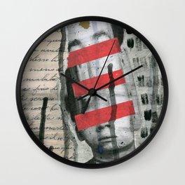Warehousebreaker Wall Clock