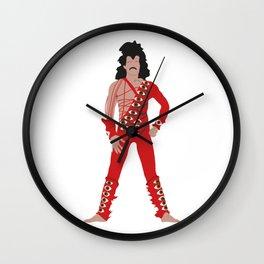 Fred Hard Life Wall Clock