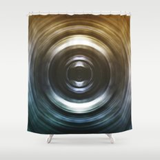 From Day to Night Shower Curtain