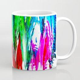 Colored waves Coffee Mug
