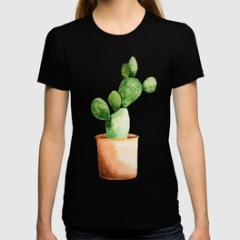 Potted Cactus T-shirt