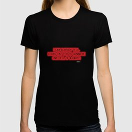 Devil May Cry 3 quote T-shirt