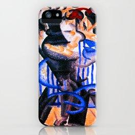 Gino Severini Dance of the Bear iPhone Case