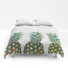 Pineapple Trio Comforters