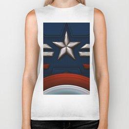 shirt captain Biker Tank