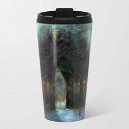 The Jade Gates Travel Mug