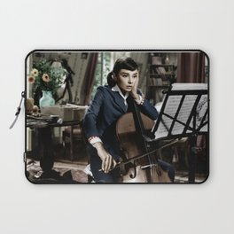 Love In The Afternoon Laptop Sleeve