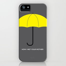 HIMYM - The Mother iPhone Case