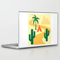 camping Laptop & iPad Skins featuring Camping by Mr and Mrs Quirynen