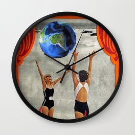 She Devils Wall Clock
