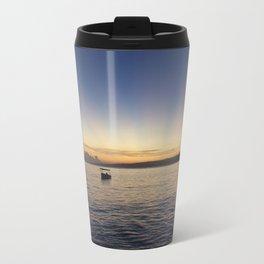 Jamaican Sunrise Travel Mug