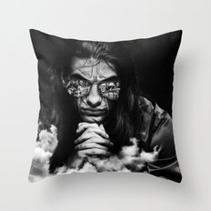What I have seen  Throw Pillow