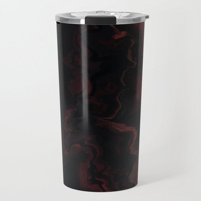 Luminescent smoke Travel Mug