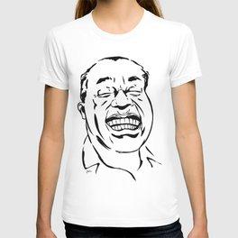 Face Louis Armstrong T-shirt