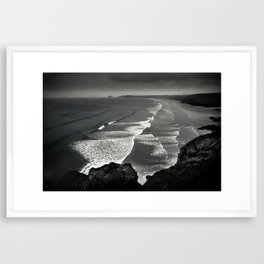 Perranporth Framed Art Print