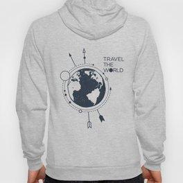 Travel The World Hoody
