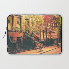New York City Summer Laptop Sleeve