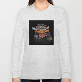monster truck technic technic Long Sleeve T-shirt