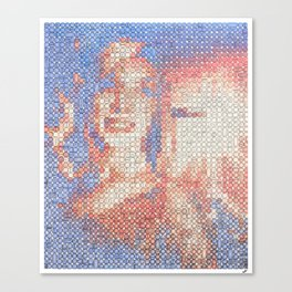 $2.5K Canvas Print