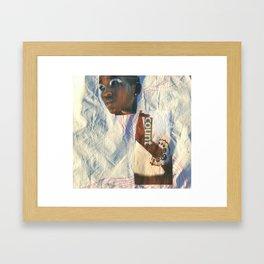 Mudra Framed Art Print