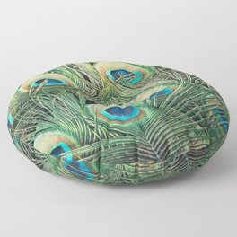 Loads of feathers Floor Pillow