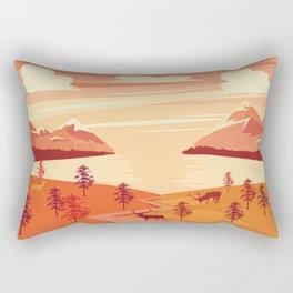 My Nature Collection No. 29 Rectangular Pillow