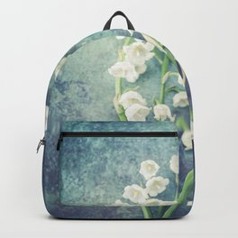 Lily Of The Valley II Backpack