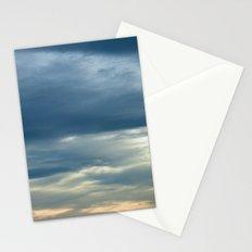 Deep Cerulean Sky Stationery Cards