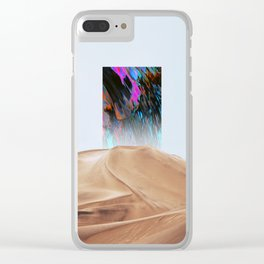 M/26 Clear iPhone Case
