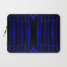 Playing in Blue Laptop Sleeve