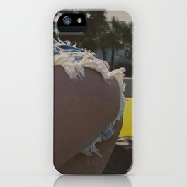 Back to the Beach iPhone Case