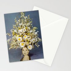 Floral Fashions Stationery Cards