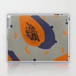 Papaya Laptop & iPad Skin