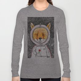 Le Petit Fox  Long Sleeve T-shirt