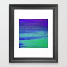 Bayou Billy Framed Art Print