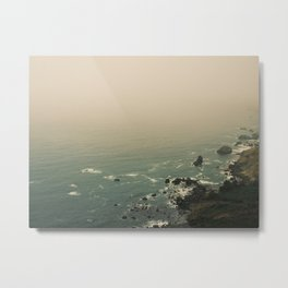 Muir Beach 2 Metal Print
